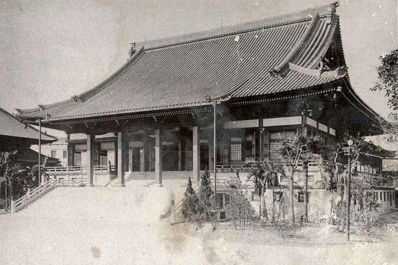 臺灣別院本堂(取自wiki)