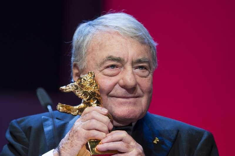 法國記錄片大導演蘭茲曼(Claude Lanzmann)(AP)