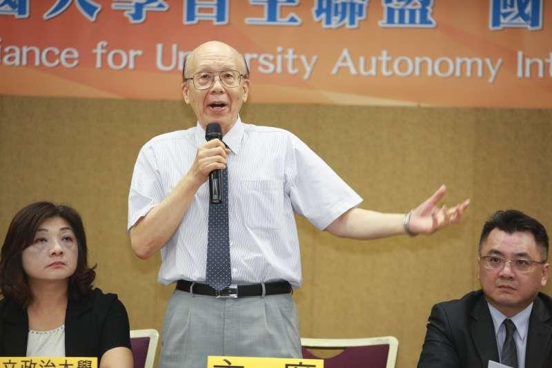 台大缺校長逾1年 前校長請「台大法律系教授葉俊榮」依法行政-風傳媒