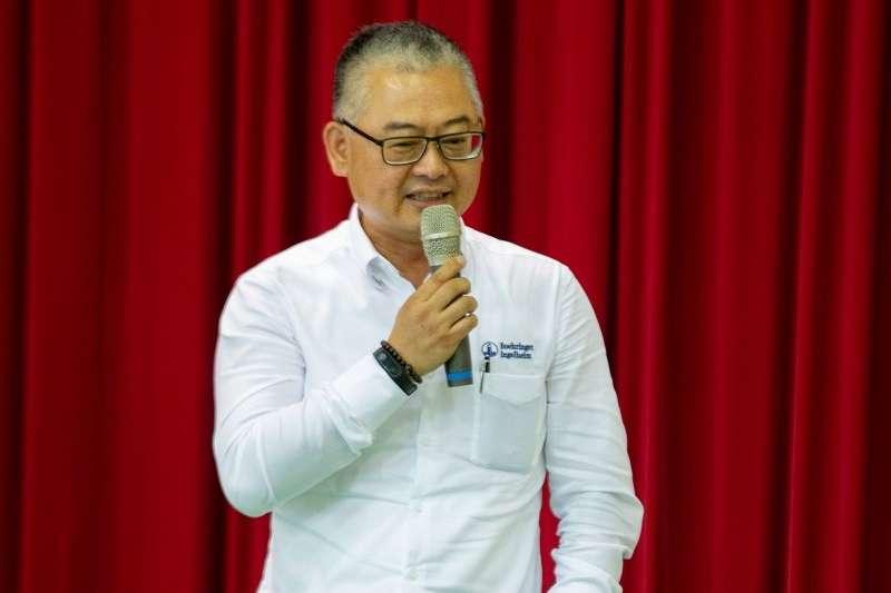 百靈佳殷格翰動物保健業務負責人 朱建信先生