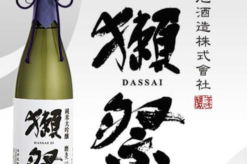日本名酒獺祭在山口縣岩國市的工廠也因大雨淹水損失慘重。(取自旭酒造官網)