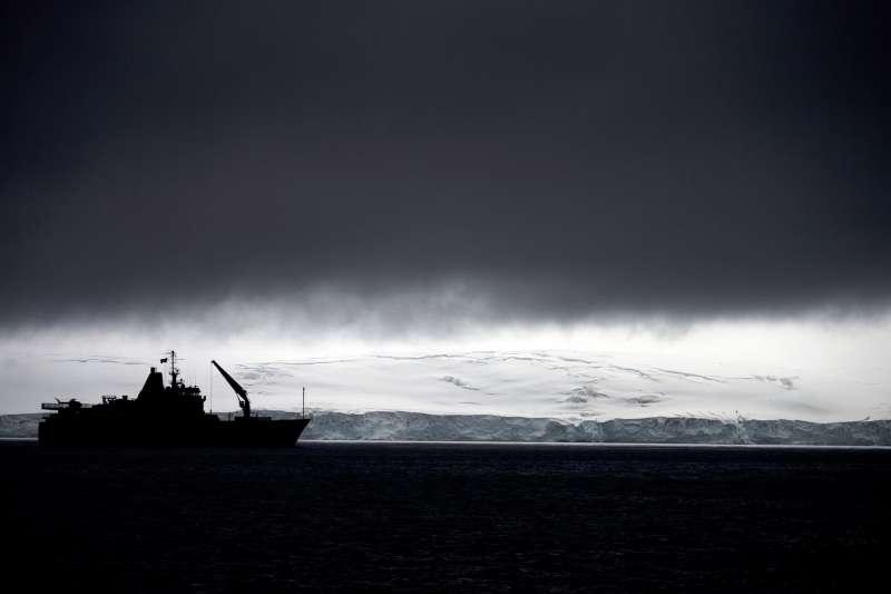 南極臭氧層破洞。(AP).jpg