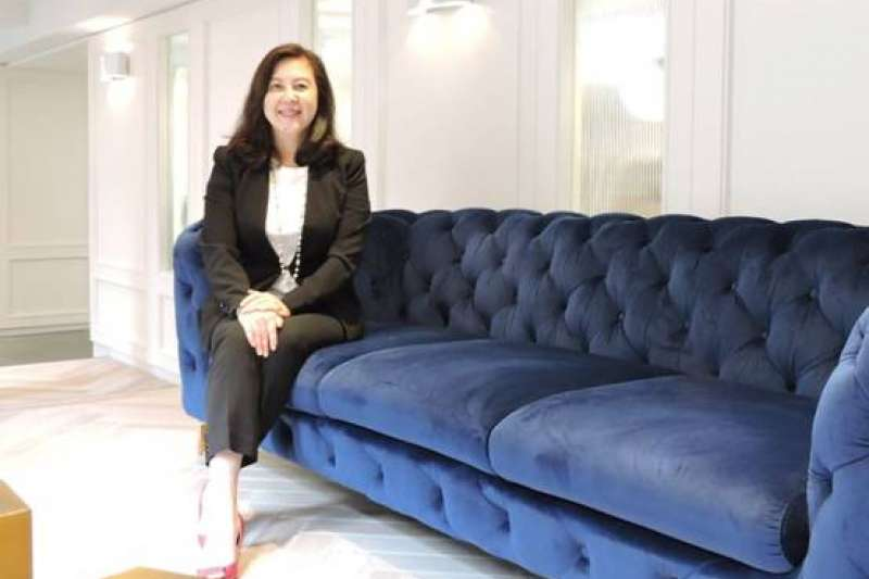 善群管理顧問創辦人蘇慧玲是許多上市櫃企業領導者的教練(圖/善群管顧提供)