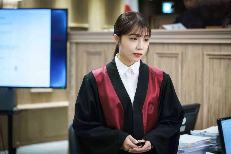 (法院示意圖/JTBC Drama@facebook)