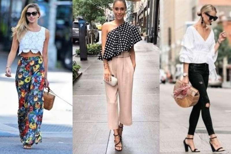 夏天難免穿著清涼,但穿太少一不小心就會散發俗感,要怎麼穿才能露得高級又優雅呢?(圖/女子學提供)