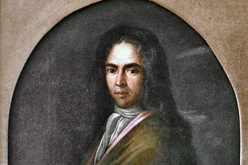 現代男裝的領帶源於17世紀克羅埃西亞軍人繫的「cravat」。(Wikipedia / Public Domain)