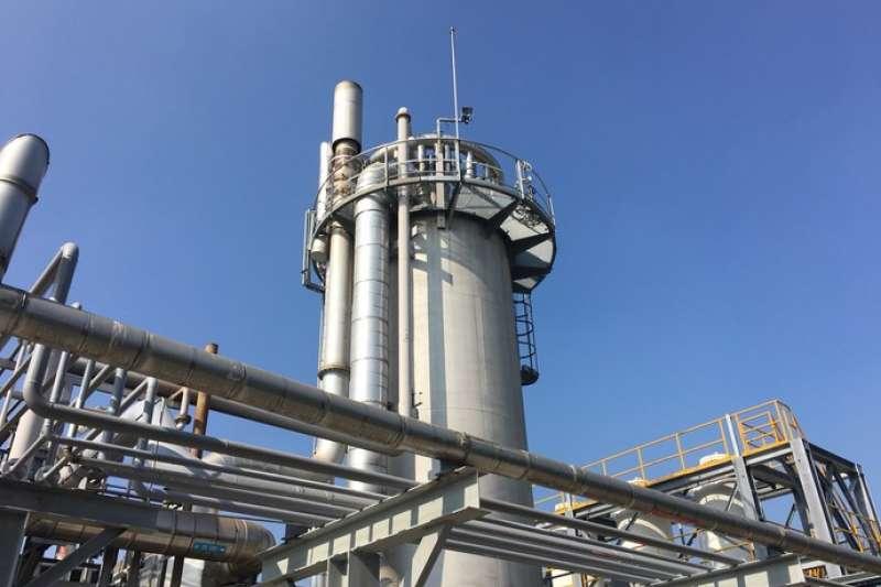 雲林縣政府為加速改善空氣品質,推動工業鍋爐燃料汰換改善工作。(圖/雲林縣政府提供)