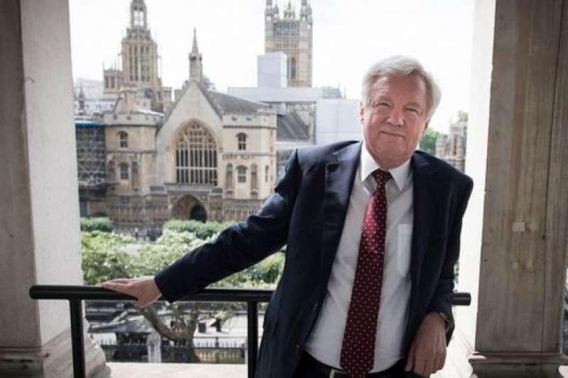 戴維斯曾負責脫歐事務。(BBC中文網)