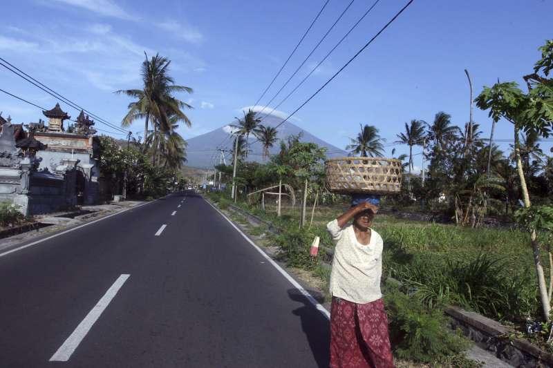 印尼1.4億的務農人口80%超過45歲,比例仍在逐年升高。(美聯社)
