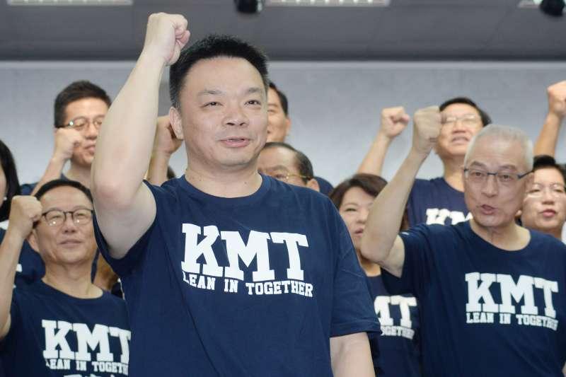 「推翻民進黨,我最有希望!」台南市長參選爆炸 高思博打「大老二」牌求突圍-風傳媒