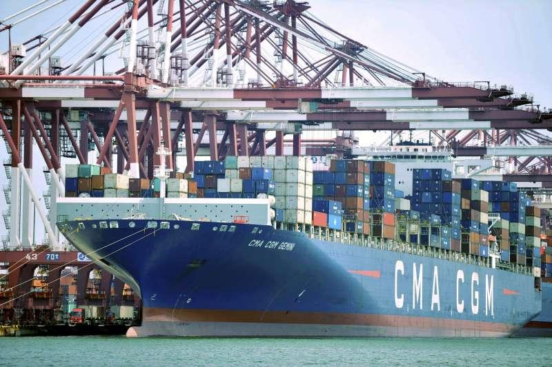 中國海關總署今公布2018年12月進出口數據,都遠不如預期。(AP資料照)