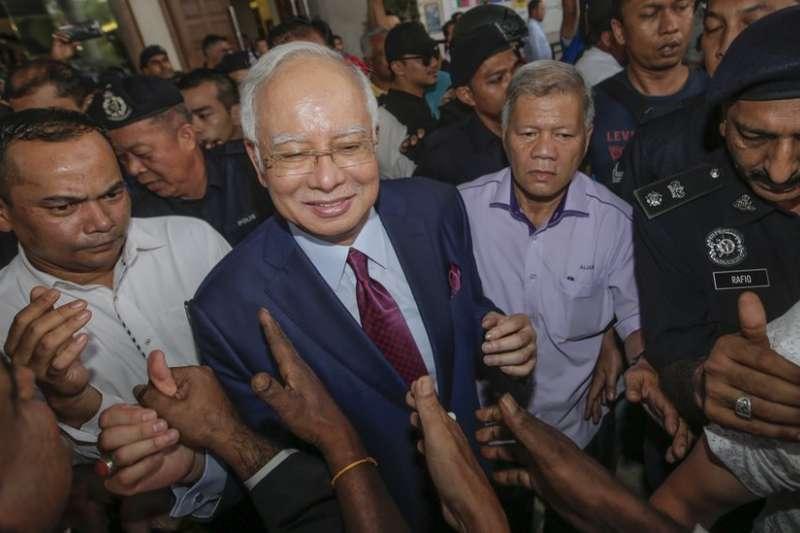 馬來西亞高官對BBC說,中國企業可能幫納吉布洗錢。(BBC中文網)