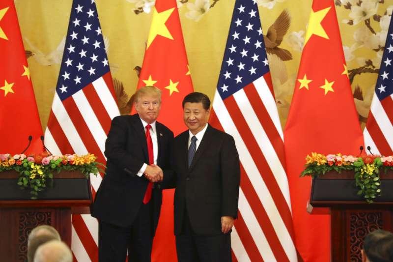 作者直言,終結中國共產黨統治的,是中國共產黨自己的倒行逆施,川普只是在旁邊加了一把力罷了。(資料照,美聯社)