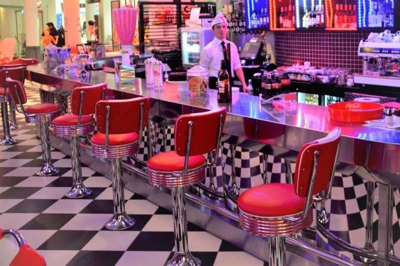 一些餐廳發現,使用酒吧椅可以增加利潤50%以上;但有些餐廳更換了椅子之後,卻弄巧成拙...(圖/terimakasih0@pixabay)
