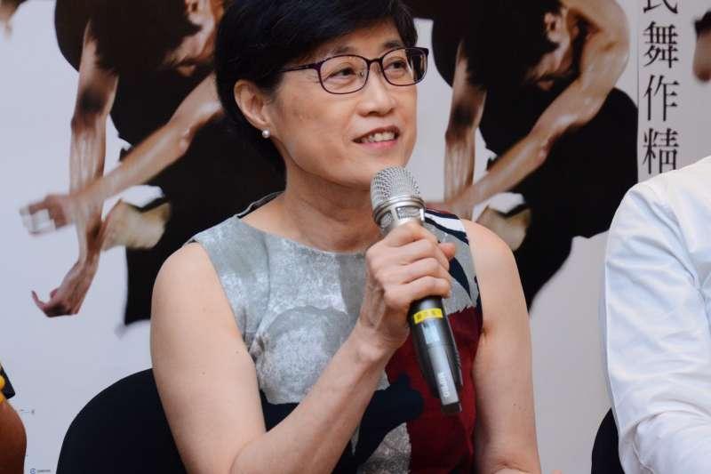20180717-台中國家歌劇院藝術總監邱瑗。邱瑗(龍德成攝)