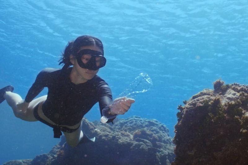 Seiko特以「愛海洋」為主題,除了宣布愛海洋公益計畫、也同時發表潛水錶新品。(圖/SEIKO提供)