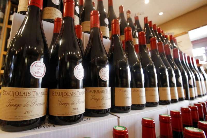 歐盟與日本簽訂經濟夥伴關係協定,歐盟進口酒可望在日本市場更有競爭力。(AP)