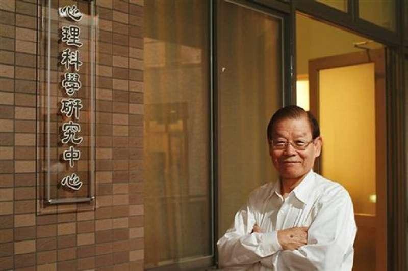 為台灣本土心理學研究奠定基礎的中研院士、台大教授楊國樞辭世,享壽86歲。(中研院官網)