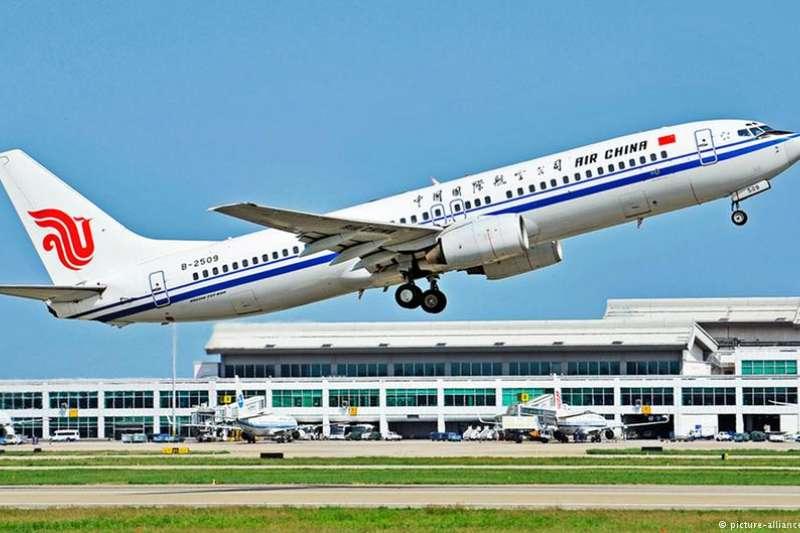 波音四分之一客機由中國客戶採購。(德國之聲)
