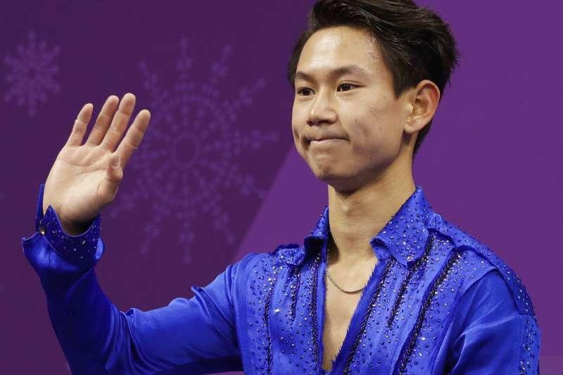 韓裔哈薩克籍花式滑冰選手丹尼斯.譚(Denis Ten),19日在哈薩克當街遇刺,不幸身亡,得年僅25歲。(AP)