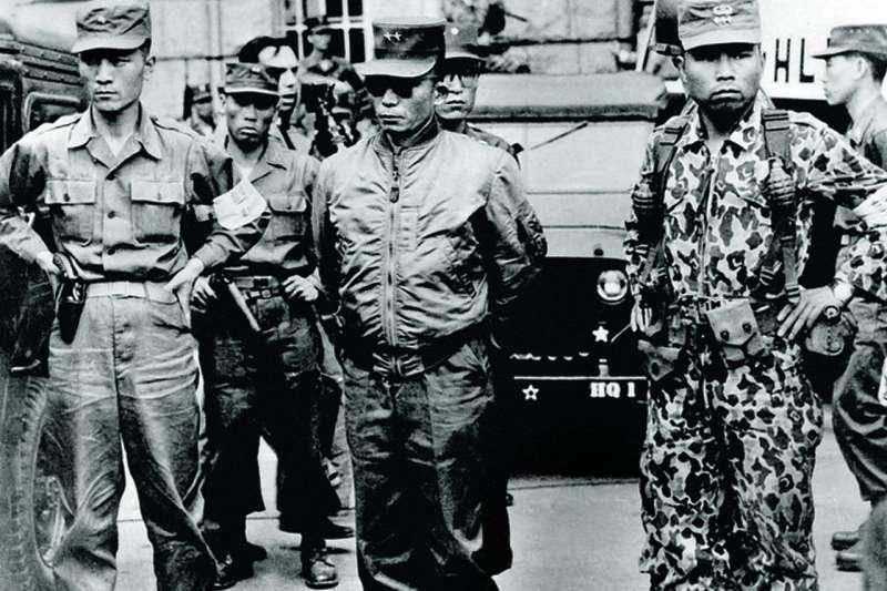 1961年5月16日,發動「五一六軍事政變」的朴正熙。(Wikipedia / Public Domain)