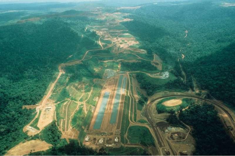 亞馬遜叢林十幾年來被過度開發。(取自Survival International)