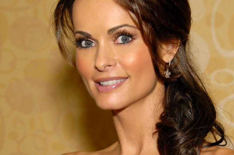 與美國總統川普有過婚外情的前《花花公子》(Playboy)女郎麥杜高(Karen McDougal)(Toglenn@Wikipedia / CC BY-SA 4.0)