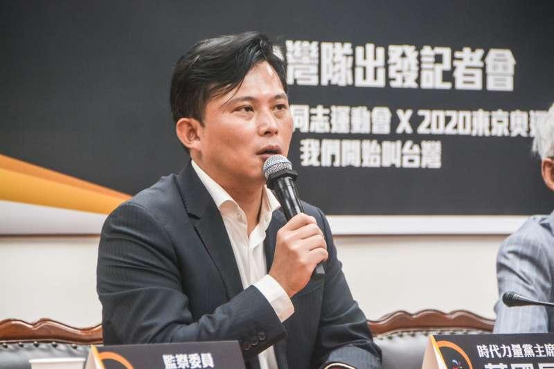 促轉會淪選戰打手!黃國昌:張天欽立刻認錯下台,別拖累轉型正義腳步-風傳媒