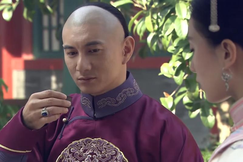 說到史上最會說情話的皇帝,四爺肯定一流。(圖/Olivia Wang @youtube)