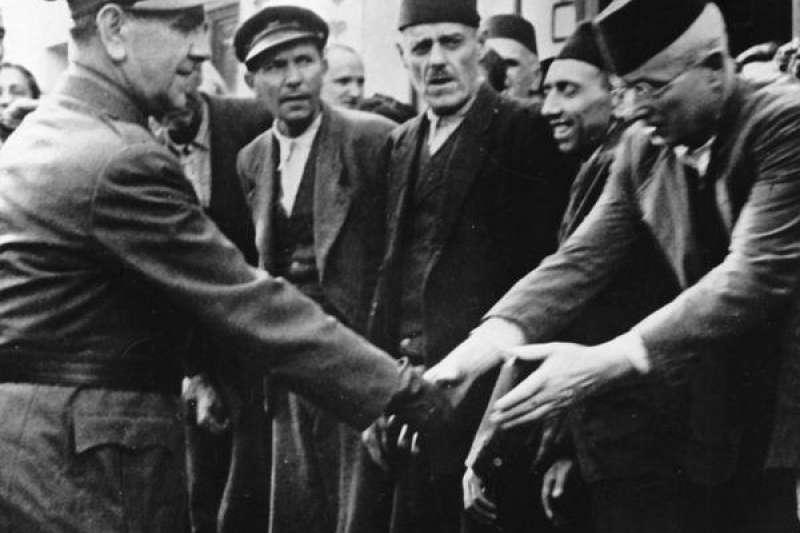 1910年年,隆美爾選擇了從軍之途,也註定其偉大軍旅生涯與悲劇的開始。(圖/澎湃新聞)