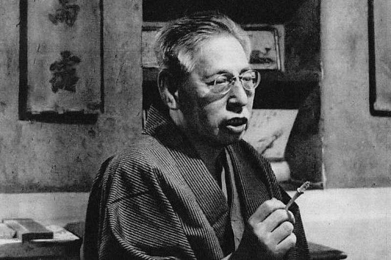 佐藤春夫是日本著名作家,享受聲譽加身的光環,自然比其他名聲較次的作家引來矚目。(圖/想想論壇提供)