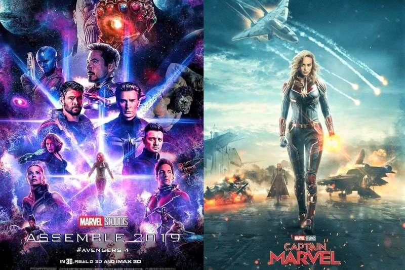 許多片商已經公布明年將推出的電影日期,來看看2019有哪些電影值得期待吧!(圖/Marvel Cinematic Universe and Marvel Movie Universe@facebook、FrikiMagazine@facebook)