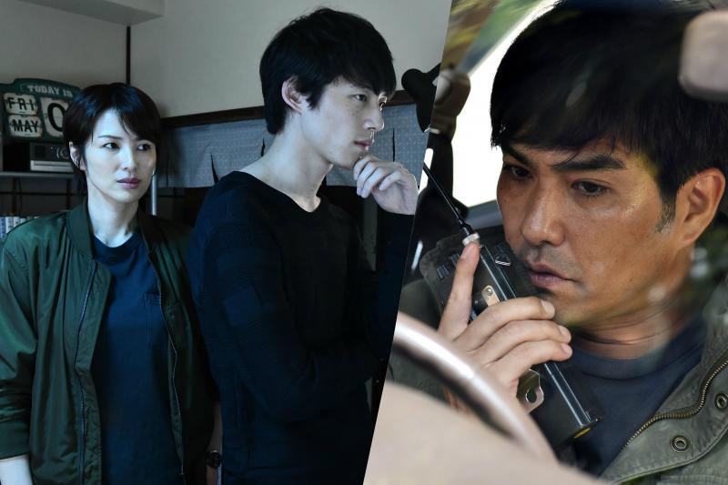 被大量觀眾封為神劇的《Signal》翻拍了日劇版,和韓版同樣峰迴路轉的巧妙劇情,對社會進行了毫不留情的批判。(圖/KKTV提供,編輯合成)