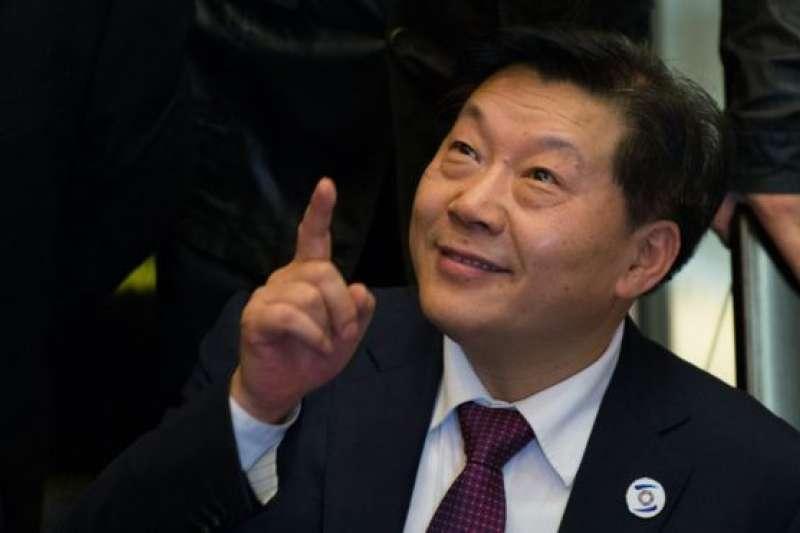 魯煒。(BBC中文網)