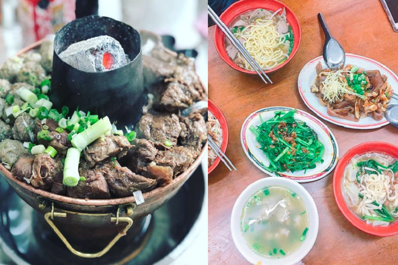 如果只能去台中玩一天,哪些美食絕對不能錯過?在地人公開這7間名店,從早餐到宵夜都能吃到最精選的台中美食!(圖/victoria01251983@instagram,lai__zhen@instagram,經授權轉載)