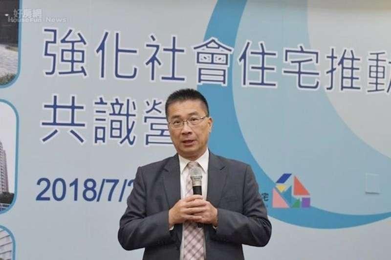 內政部長徐國勇圖的新成家方案,年輕人似乎不太領情。(圖/好房網提供)