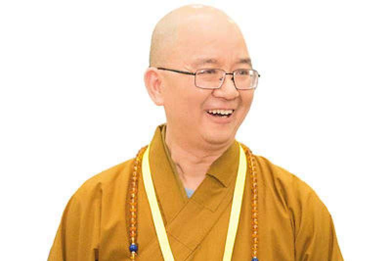 北京龍泉寺方丈釋學誠(百度百科)