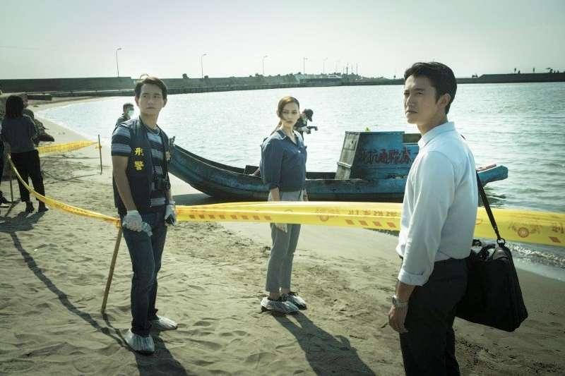 今年最大膽的國片《引爆點》由吳慷仁和姚以緹主演,劇情充滿懸疑刺激,也帶出許多社會議題。(圖/牽猴子提供)