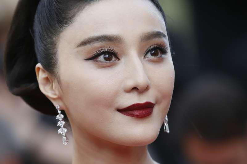 范冰冰失蹤三個月,中國娛樂圈人心惶惶。(AP)