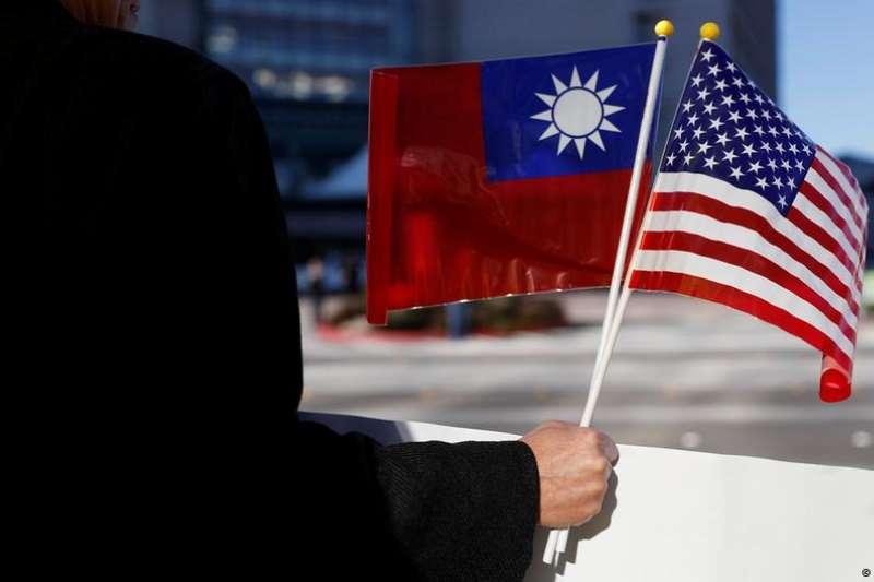 美國呼籲提升台灣「自我防衛能力」。(德國之聲)