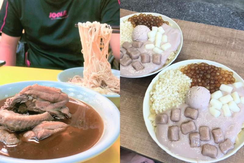 開了將近30年之久的樂華夜市,是雙和地區最為人所知的夜市,也是許多在地人的後廚房。為你精選5家必吃小吃,沒吃到你就白來了!(圖/huiwun_@instagram、yu_9037@instagram,經授權轉載)