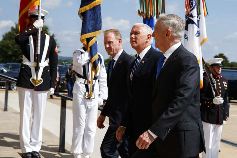 2018年8月9日,美國副總統彭斯(Mike Pence)宣布建置太空軍(AP)