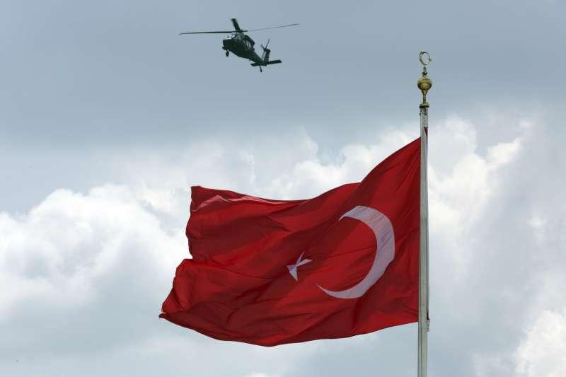 美軍在土耳其南部近敘利亞的印吉利克(Incirlik)設有基地。(美聯社)