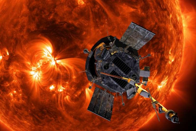 美國國家航空暨太空總署(NASA)帕克太陽探測器(Parker Solar Probe,PSP),又稱帕克號(NASA)
