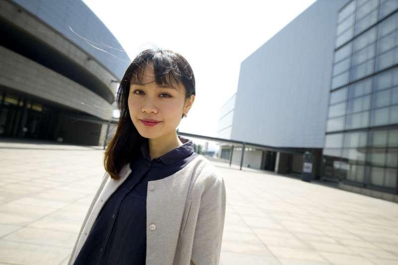 澳門導演杜詠琪參與社運,創作的舞台劇《手談坐隱》,今年首度在台北演出。(澳門文化中心)