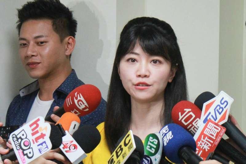 政論節目電爆高嘉瑜  她稱得到民進黨超高層肯定:罵得好-風傳媒