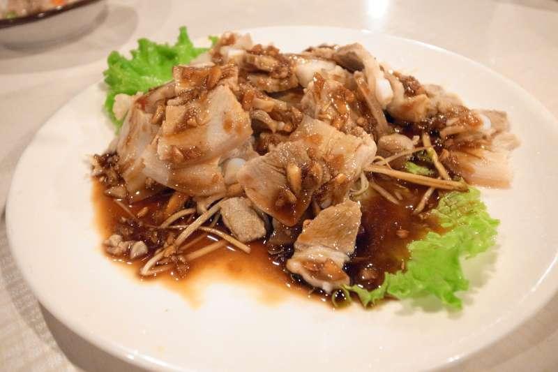 吃蒜泥白肉其實不能加醬油膏?(圖/limin_chiu@flickr)