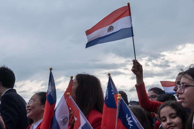 08.14 「同慶之旅」總統出席台灣-巴拉圭科技大學揭牌儀式。總統蔡英文抵達巴拉圭。(取自總統府Flickr)