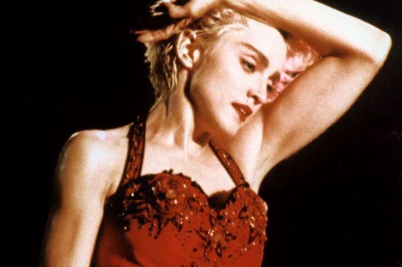 瑪丹娜她創造流行、在流行音樂上的成績斐然。(圖/維基百科)
