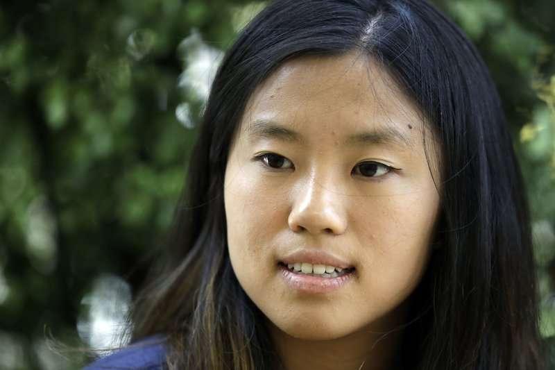美國加州大學學生馬艾莉絲經歷尼斯恐攻,決定創立數據分析公司打擊犯罪。(AP)